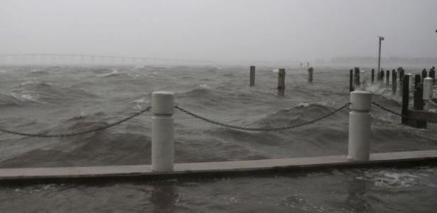 A contaminação por água do mar é uma ameaça às reservas hídricas de Miami