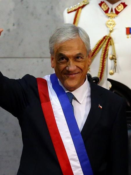 """""""Depois do Mundial de 62, o Chile terá uma nova oportunidade"""", disse o presidente chinelo Sebastian Piñera - Ivan Alvarado/Reuters"""