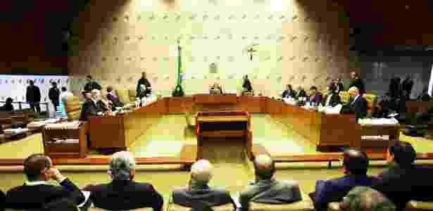 Aumento não afetará salários apenas dos 11 ministros do STF e da PGR - Dida Sampaio/Estadão Conteúdo