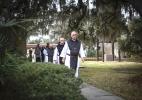 Mosteiro trapista luta para se manter aberto com as mudanças ocorridas no mundo (Foto: Stephen Hiltner/The New York Times)