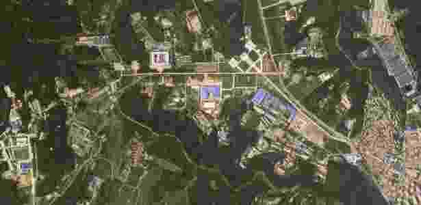 Imagem de satélite mostra o que para os EUA são indícios de que a Coreia do Norte não abandonou programa nuclear - Planet Labs Inc/Handout via Reuters
