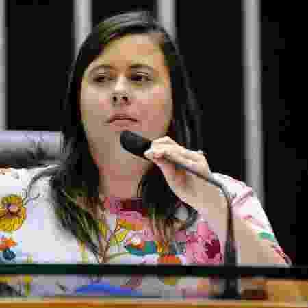 A deputada Sâmia Bomfim (PSOL-SP) - Cleia Viana/Câmara dos Deputados