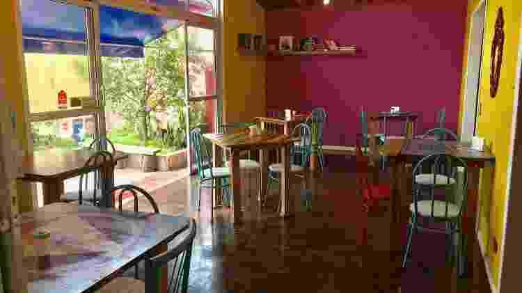 Restaurante Cozinha Pirata, em Curitiba - Lucas Gabriel Marins - Lucas Gabriel Marins