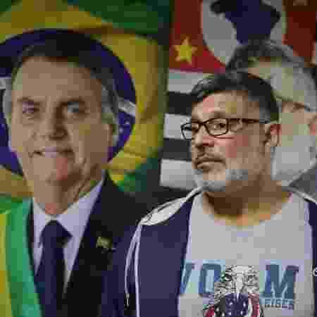 """Alexandre Frota diz que contará tudo que viu e ouviu na campanha eleitoral de Bolsonaro: """"vivi intensamente o processo"""" - Denis Armelini/UOL"""