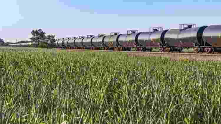 Brasil ofereceu um aumento na cota de importação do etanol americano sem taxação - Getty Images - Getty Images