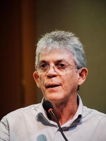 Ricardo Coutinho (PSB), ex-governador da Paraíba, foi preso na sexta-feira e solto ontem - Divulgação