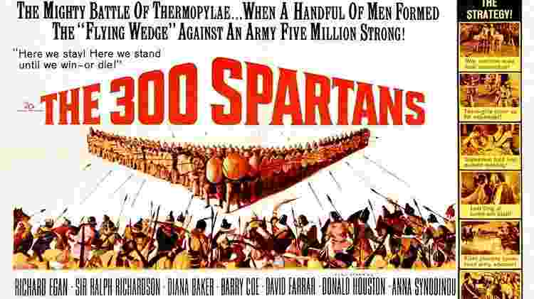 Direito de imagemGETTY IMAGES Image caption Batalhas e tipos de Esparta inspiram diversas produções culturais da modernidade - Getty Images/BBC