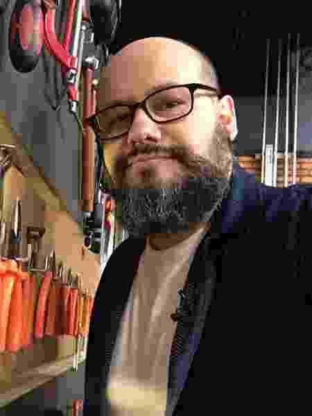 Ricardo Cavallini, colunista de Tilt podcast deu tilt - Divulgação  - Divulgação
