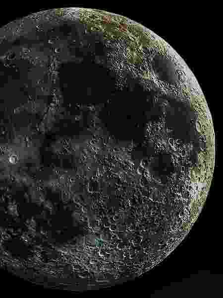 """Lua fica """"fora de curso"""" em vários dias do ano; veja calendário - Andrew McCarthy"""