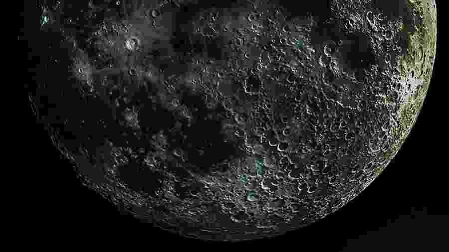 Hipótese mais aceita é a de que Lua teria 4,51 bilhões de anos, mas novos cálculos trazem outro número - Andrew McCarthy