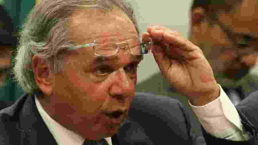 Paulo Guedes, ministro da economia  - Foto: Jorge William/Agência O Globo