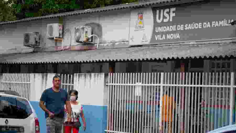 Movimentação da população durante pandemia do coronavírus no Espírito Santo - Vinicius Moraes / Estadão Conteúdo