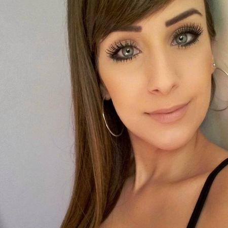 Priscila Delgado de Barros, foi encontrada morta - Arquivo pessoal