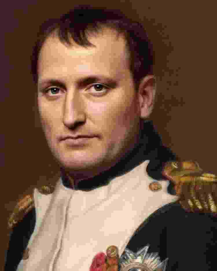Napoleão Bonaparte - Divulgação/Bas Uterwijk  - Divulgação/Bas Uterwijk