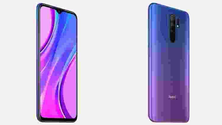 Xiaomi Redmi 9 - Divulgação - Divulgação