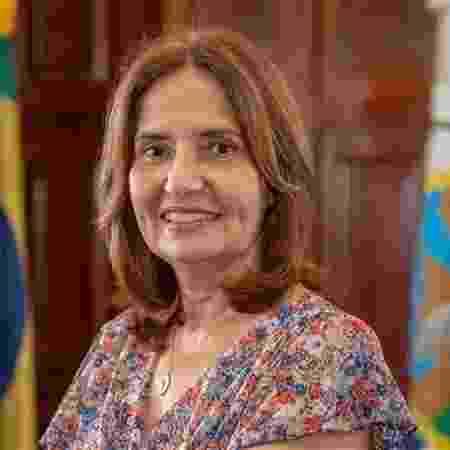 A pré-candidata à Prefeitura do Rio Martha Rocha (PDT) - Divulgação - Divulgação