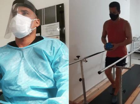 Enfermeiro e paciente de Campinas ganham prêmios na Mega da Virada
