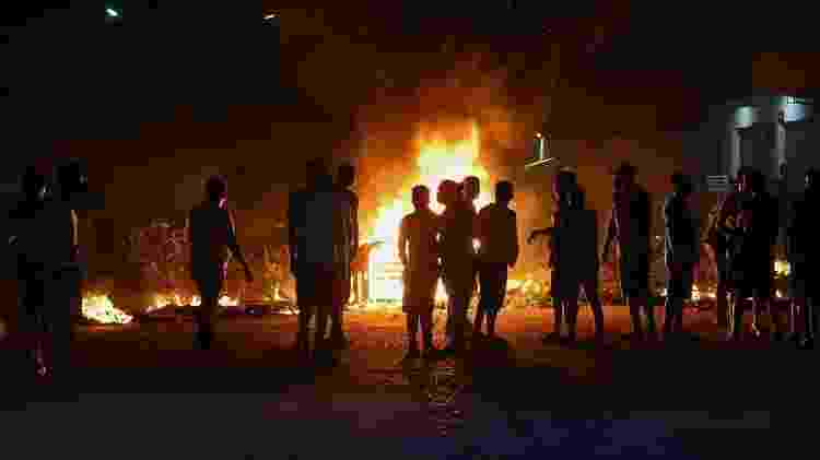 Crise energética no Amapá em 2020 é exemplo de 'apagão', uma falha inesperada no fornecimento. Na foto, protesto contra falta de luz em Macapá, em 7 de novembro - Rudja Santos/Amazônia Real/Fotos Públicas - Rudja Santos/Amazônia Real/Fotos Públicas