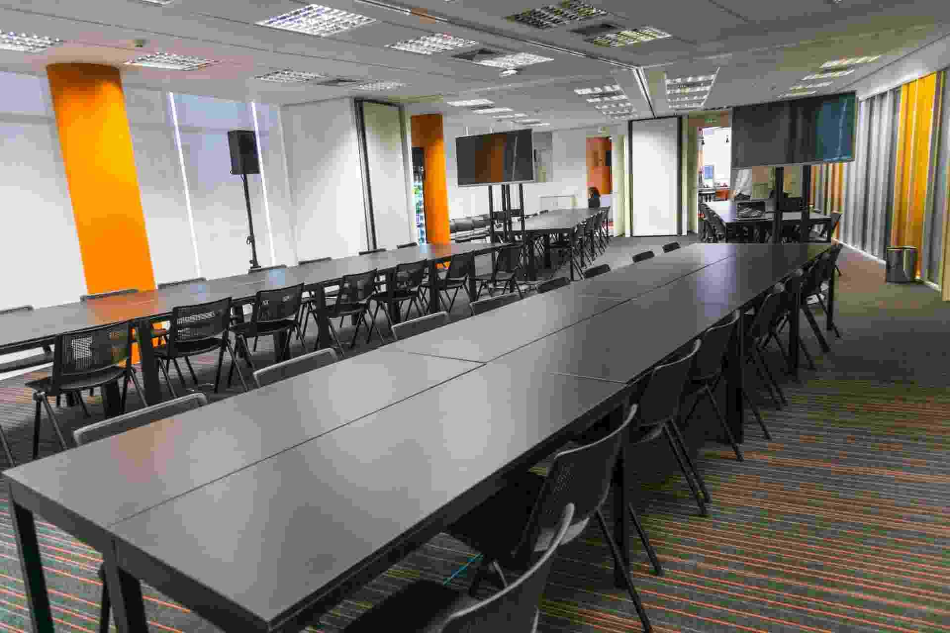 Cubo, centro de empreendedorismo em São Paulo para abrigar e apoiar start-ups tecnológicas, do Itaú Unibanco e do fundo de capital Redpoint eventures - Alexandre Albieri/Divulgação