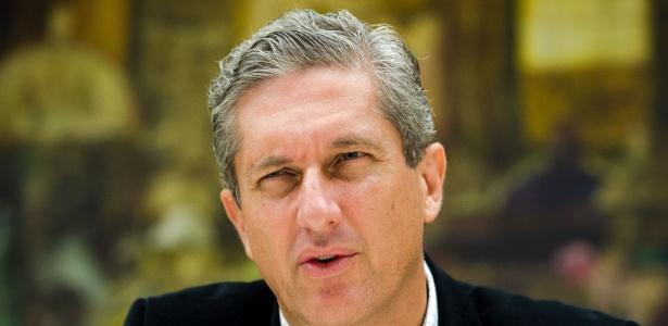 O deputado Rogério Rosso (PSD-DF), um dos mais líderes do Centrão na Câmara