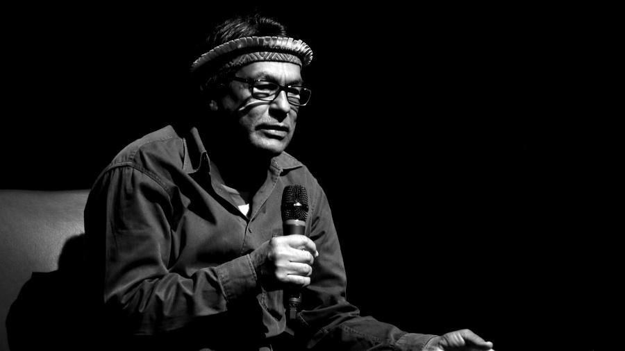 Líder indígena Ailton Krenak - Henri San/Foto 21