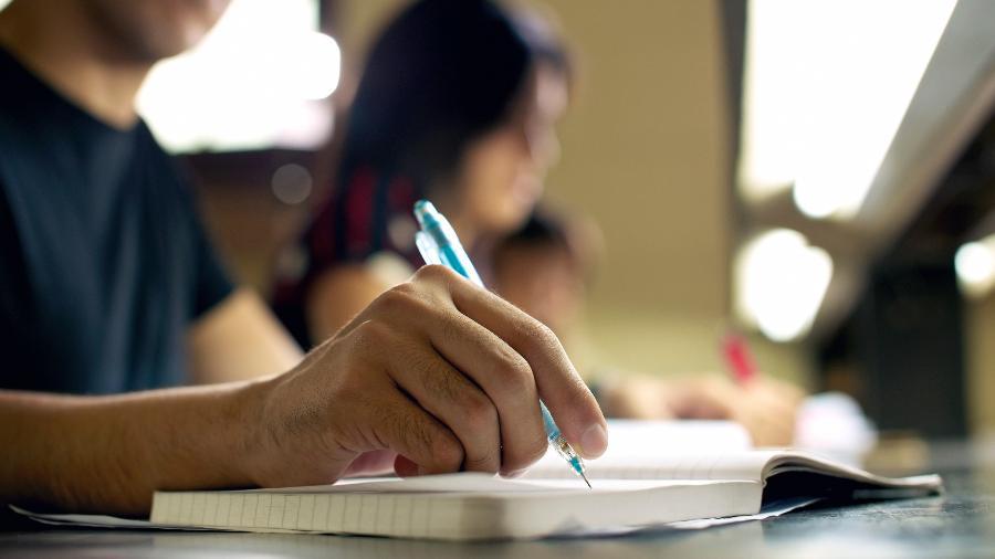Apenas 1,5% dos cursos superiores avaliados nas instituições privadas alcançaram o conceito máximo - Getty Images/iStockphoto