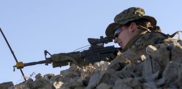 Divulgação/Departamento de Defesa dos EUA