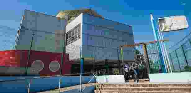 Escola Municipal Daniel Piza - Bruna Prado/UOL - Bruna Prado/UOL