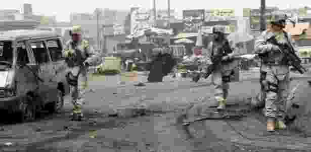 Iraque 5 - AFP - AFP