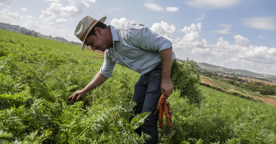 Lourival Fernandes dos Reis, 34, é produtor da Nestlé