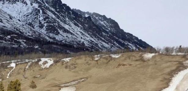 Um deserto no meio da neve - Mike MacEacheran