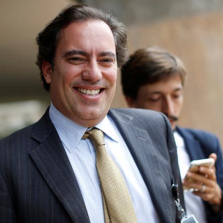 Pedro Guimarães, presidente da Caixa Econômica Federal - Adriano Machado/Reuters