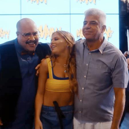 Luisa Sonza, Lulu Santos e Tiago Abravanel estrelam comercial de maionese - Divulgação