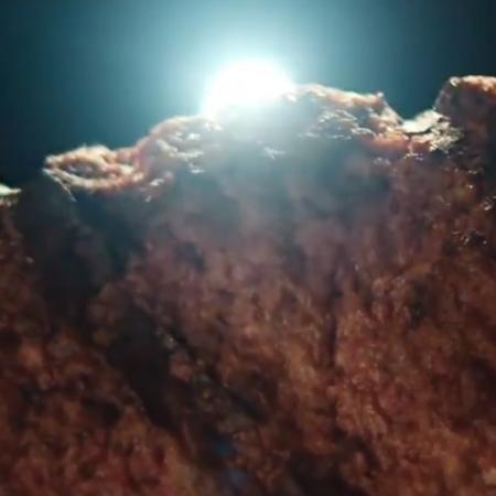 """Post sobre eclipse, feito pelo McDonald""""s, gerou provocação do Burger King - Reprodução"""