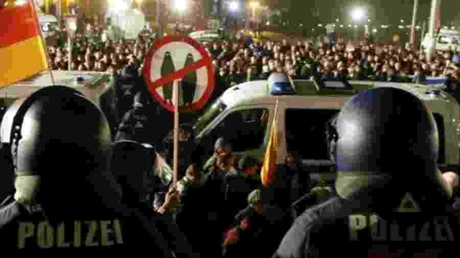 O Estado da Saxônia, do qual Dresden é capital, tem sido um reduto de partidos de extrema-direita na Alemanha - Reuters