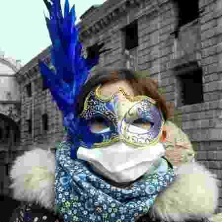 O Carnaval terminou cedo em Veneza por causa do coronavírus - Getty Images