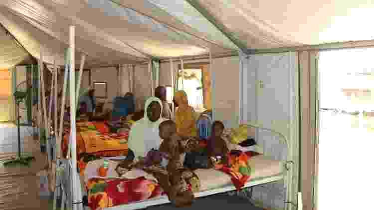 Abdulkareem Yakubu/Médicos Sem Fronteiras