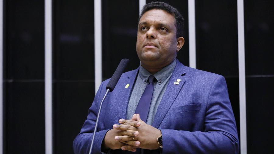 O deputado Otoni de Paula (PSC-RJ), vice-líder do governo na Câmara, em sessão extraordinária deliberativa - Maryanna Oliveira/Câmara dos Deputados