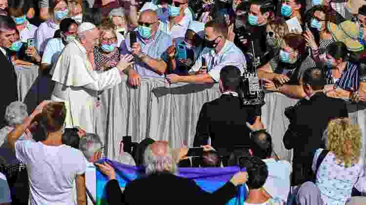papa 1 - Vincenzo Pinto/AFP - Vincenzo Pinto/AFP