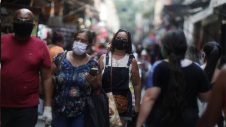 Coronavírus voltou a se propagar intensamente na maioria dos estados do país - Reuters