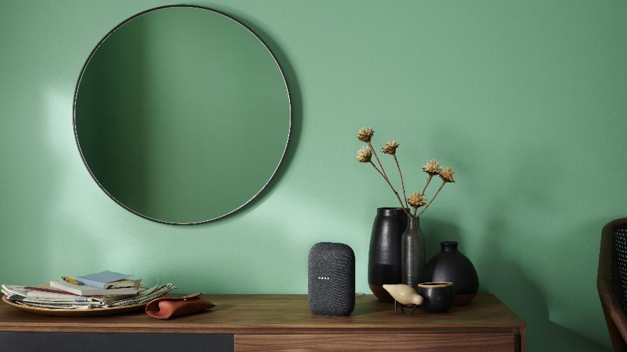 Google Nest Audio foi anunciado nos Estados Unidos em setembro do ano passado - Divulgação