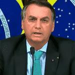 22.abr.2021 - O presidente Jair Bolsonaro (sem partido) fala na Cúpula de Líderes sobre o Clima e afirma que o Brasil está na 'vanguarda' em medidas de proteção ao meio ambiente - Reprodução