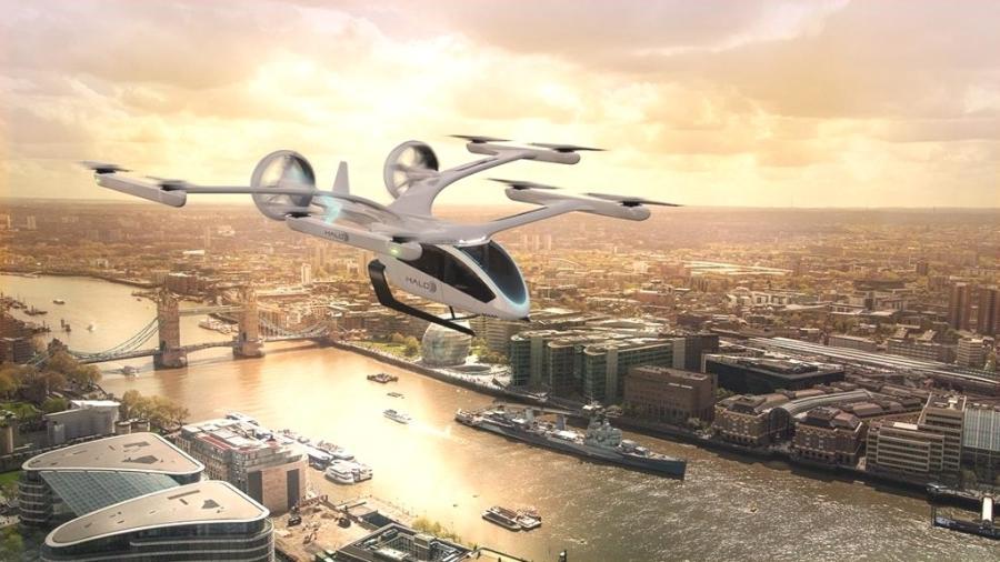 Parceria foi feita por meio da Eve Urban Air Mobility Solutions Inc, empresa independente criada pela Embraer - Reprodução/Embraer