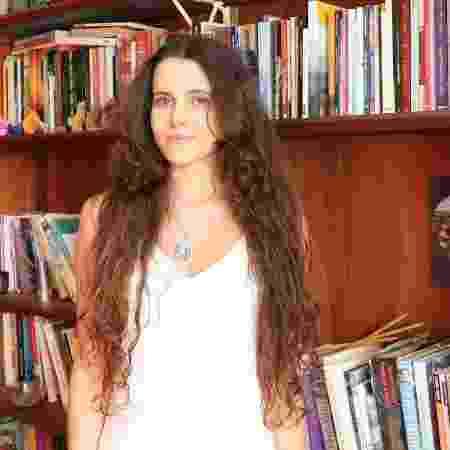 Ingrid Ascef - Arquivo pessoal - Arquivo pessoal