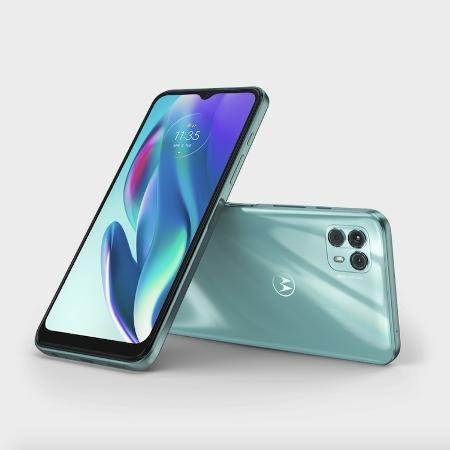 Moto G50 5G - Motorola/Divulgação