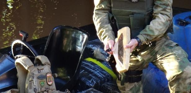 PF faz operação para prender quadrilha que criou rota de contrabando de cigarros