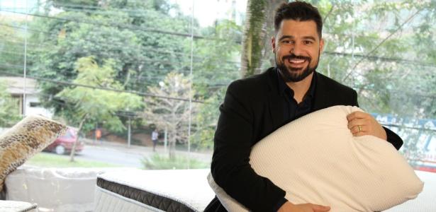 Felipe Pedroso reestruturou a empresa dos pais e lançou a franquia Cia do Sono
