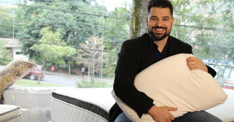 Felipe Pedroso, da franquia Cia do Sono