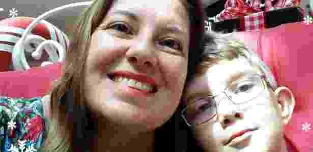 Isamara Filier (41) e João Victor Filier de Araujo (8), mortos em Campinas - Reprodução/Facebook - Reprodução/Facebook