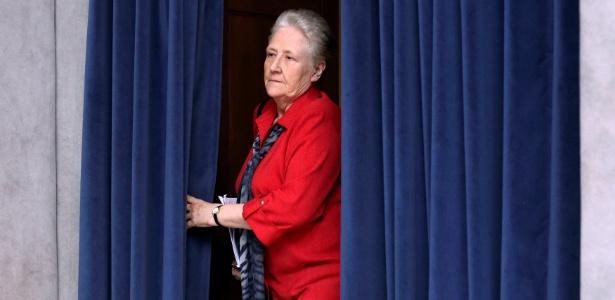 Marie Collins era membro de grupo de especialistas na luta contra a pedofilia criado pelo papa Francisco
